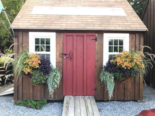 , Nantucket Sheds, Redwood Nursery & Garden Center, Redwood Nursery & Garden Center