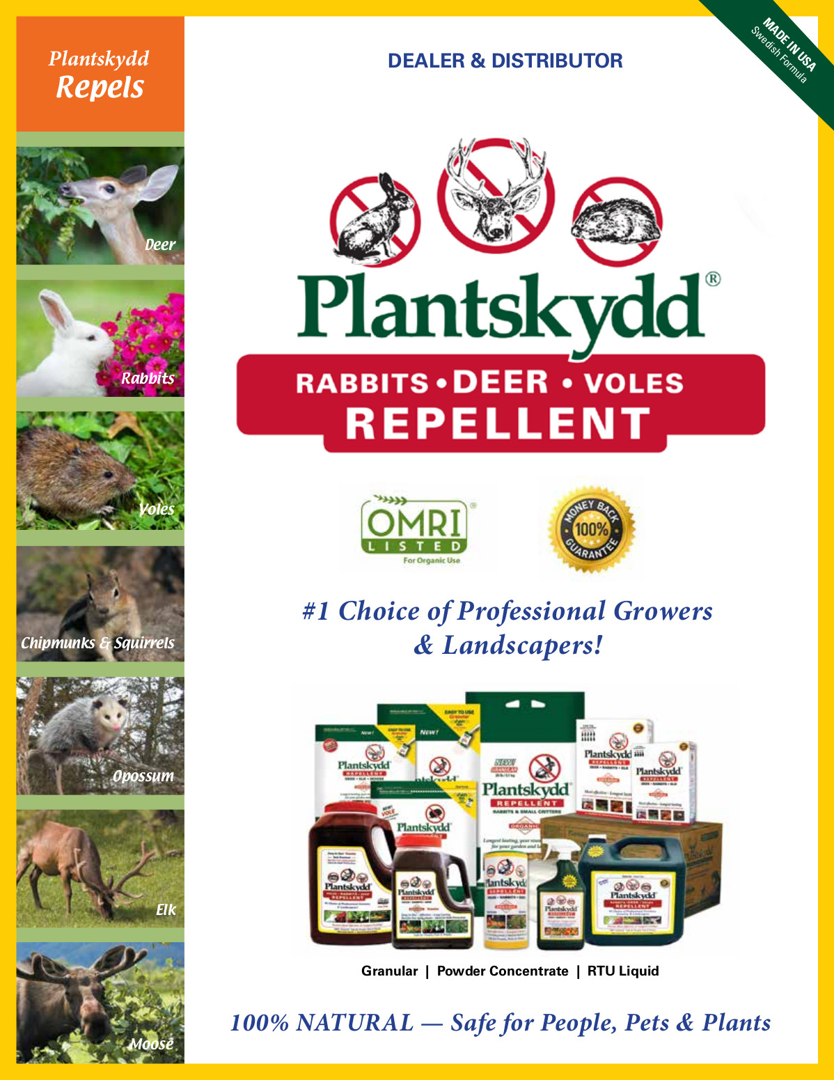 , Plantskydd, Redwood Nursery & Garden Center